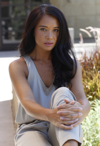 Bex Leung, dancer and model at headnod talent agency