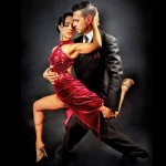 Maria Tsiatsiani, tango dancer at headnod talent agency