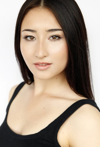 Elizabeth Chong, dancer and model at headnod talent agency