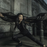 Julia Cheng, dancer at headnod talent agency