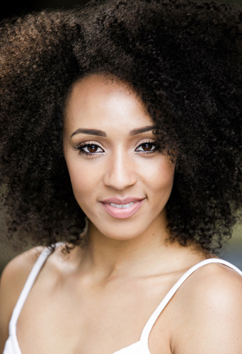 Yasmin Harrison, dancer at headnod talent agency