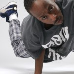 Kofi Mingo, dancer at headnod talent agency