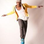 Ashley Simon, dancer at headnod talent agency