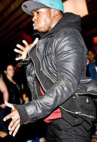 Godson, Theo Oloyade, dancer and model at headnod talent agency
