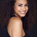 Clementine Anicet, model at headnod talent agency