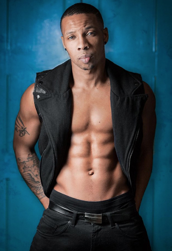Anthony Duncan, dancer and singer at headnod talent agency