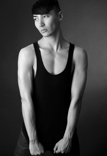 Arthur Segisbaiv, dancer and model at headnod talent agency