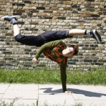 Gareth Davis, dancer and skater at headnod talent agency