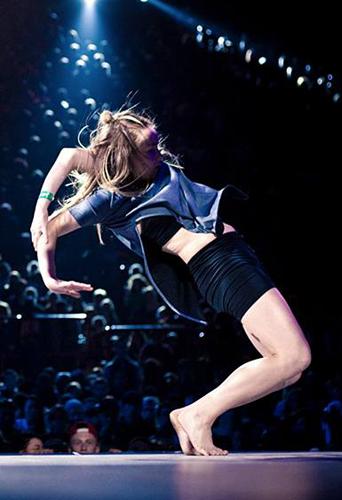 Gianna Gi, dancer at headnod talent agency
