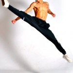 Rashid Phoenix, martial artist and model at headnod talent agency