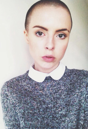 Grace Hunt, model and singer at headnod talent agency
