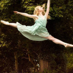 Chloe Dowell, dancer at headnod talent agency