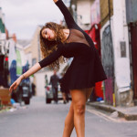 Julia Ruiz Fernandez, dancer at headnod talent agency