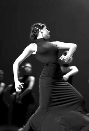 Julia Ruiz Fernandez, dancer at headnod talent agency