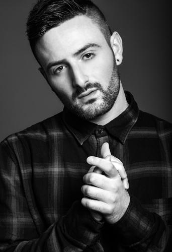 Luca Cotaggio, dancer at headnod talent agency