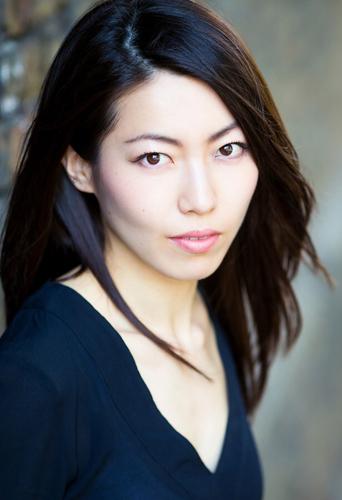 Rina Takasaki, dancer and model at HeadNod talent agency