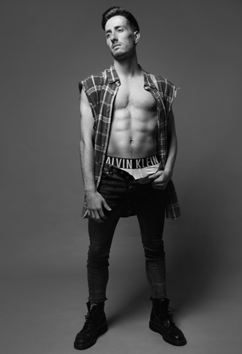Ryan Goodrum, dancer at headnod talent agency