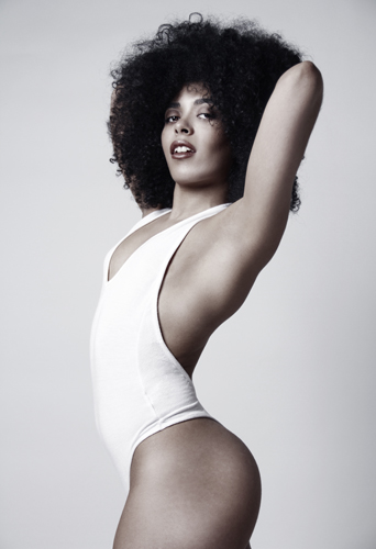 Ayesha Greed, dancer, singer and model at headnod talent agency