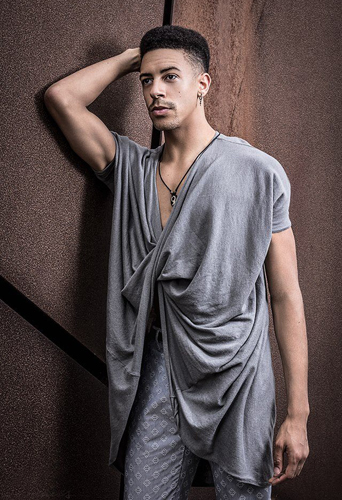 Callum Sterling, dancer and model at headnod agency