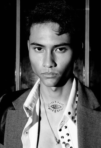 Benji Colson, dancer and model at headnod talent agendy