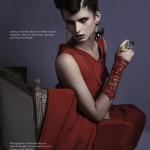 Aisling Tara Longshaw, dancer and model at headnod talent agency