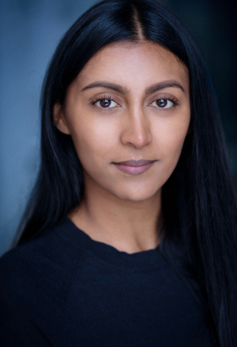 Natasha Patel, dancer and actor at headnod talent agency