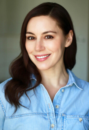 Charlotte Habib, dancer and actor at HeadNod talent agency