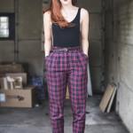 Chloe Ames dancer, model, DJ and actor at headnod talent agency