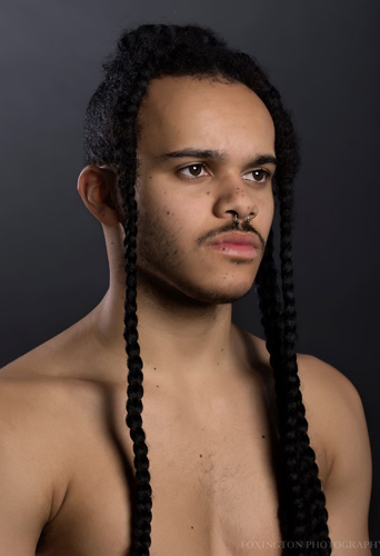 Tarik Frimpong, dancer and model at headnod talent agency