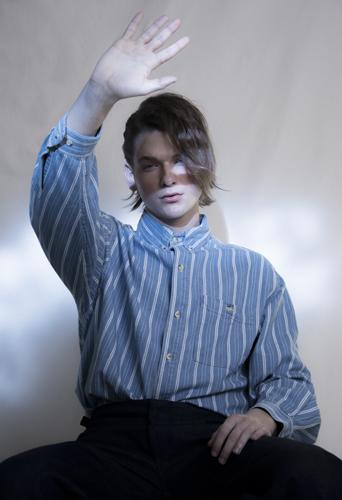 Jack Thorpe, dancer, skater and model at headnod talent agency