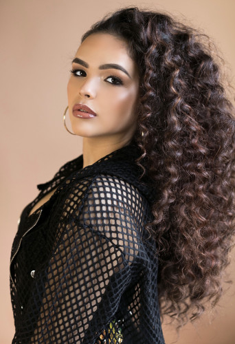 Lousha Liddell, dancer at headnod talent agency