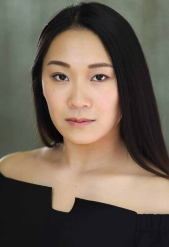 Ena Yamaguchi, dancer at headnod talent agency
