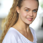 Charlotte Adams, dancer at headnod talent agency