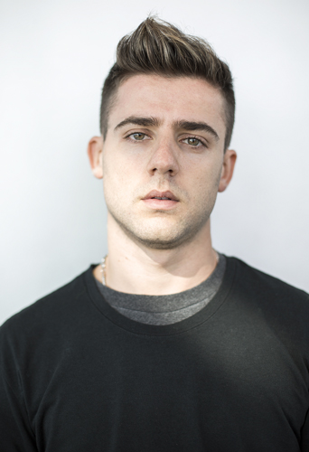 Arben Giga Kapidani, dancer at headnod talent agency