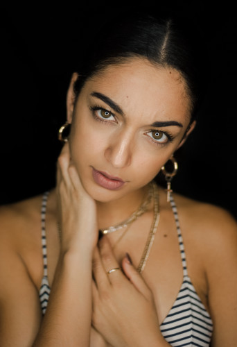 Iara Raiane, dancer at HeadNod talent agency