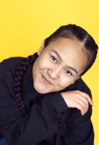 Jonadette Carpio, dancer at headnod talent agency