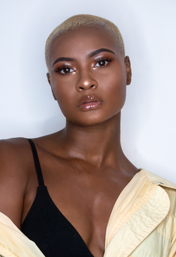 Zakiya Wellington, dancer at headnod talent agency