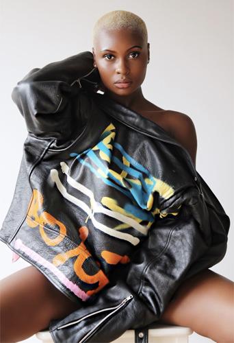Zakiya Wellington, dancer and model at headnod talent agency