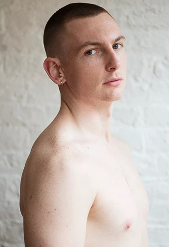 PJ Kirby, dancer at headnod talent agency