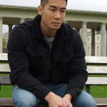 Quang Luong, model at headnod talent agency