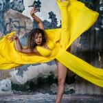 Luana Lopes, dancer at HeadNod talent agency
