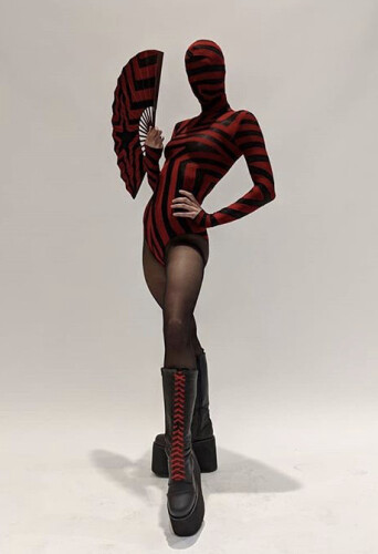 Hannah Ekholm, dancer at headnod talent agency