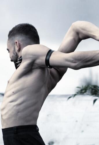 Raphael Milan, dancer at HeadNod talent agency