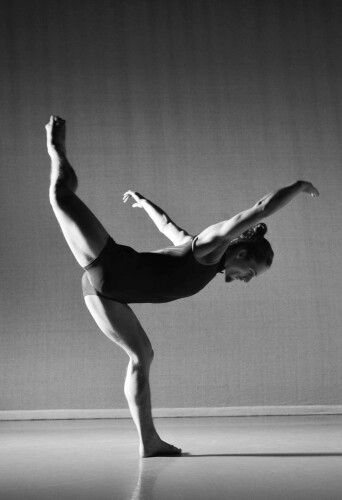 Jack Ian Thompson, dancer at headnod talent agency