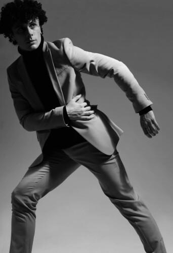 Nicholas Tredrea, dancer at headnod talent agency