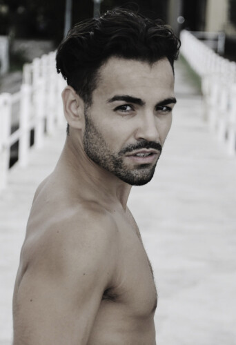 Nico Migliorati, dancer at headnod talent agency