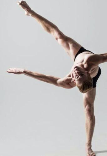 Daniel Greenaway, dancer at headnod talent agency