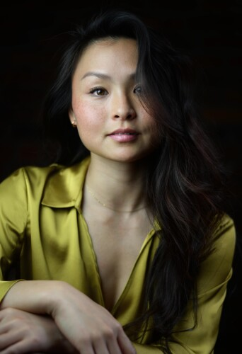 Vanessa Vince Pang, dancer and presenter at HeadNod talent agency
